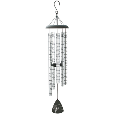 "44"" Signature Series Sonnet Wind Chime - Celebrate Memories LARGE"
