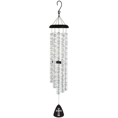 "55"" Broken Chain Series Sonnet Wind Chime"