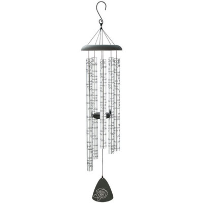 "44"" Sonnet Wind Chime - God's Garden"