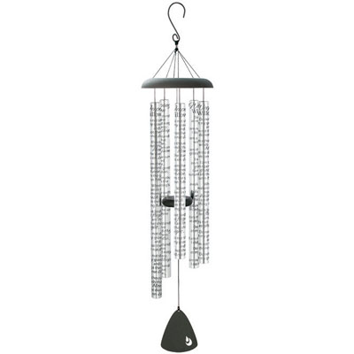 "44"" Signature Series Sonnet Wind Chime - Weeping Willow LARGE"