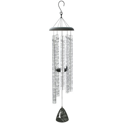 "44"" Signature Series Sonnet Wind Chime - My Dad LARGE"