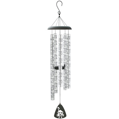 "44"" Signature Series Sonnet Wind Chime - Our Home LARGE"