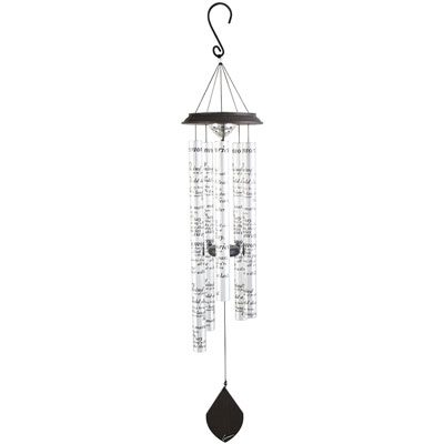 "40"" Remembrance Wind Chime - Memories LARGE"