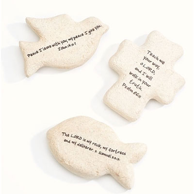 Prayer Stones - Set of 3 LARGE
