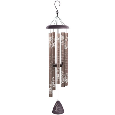 "44"" Silhouette Sonnet Chimes - Your Love LARGE"