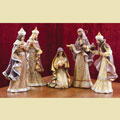 Spirit of Christmas - Five Piece Nativity Set THUMBNAIL