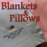 Christian Baby Blankets & Pillows