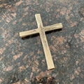 Bronze Simple Cross THUMBNAIL
