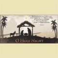 Oh Holy Night Wall Print