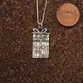 Everyday is a Gift... Necklace SWATCH