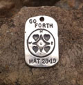 God Tag - Go Forth