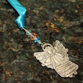 Pewter Angel Bookmark by Cynthia Webb_THUMBNAIL