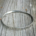 Virtuous Women Mobius Bracelet THUMBNAIL