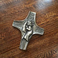 You Are God's Child Bronze Cross