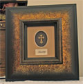 Framed Adorned Cross - Friendship THUMBNAIL