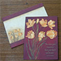 For where your treasure is ... Note Card Set