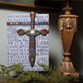 Names of Jesus... Decorative Wall Plaque THUMBNAIL