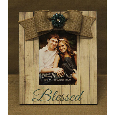 Blessed Photo Frame LARGE