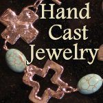 Hand made | Hand Cast Christian Jewelry