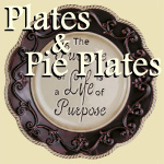 Pie Plates & Platters with Scripture
