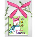 Personalized Big Sister Christmas Ornament THUMBNAIL