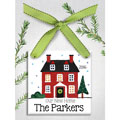 Our New Home Personalized Christmas Ornament_THUMBNAIL