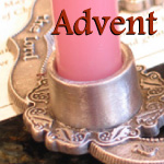 Christian Advent Decor