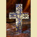 "8"" Passion Wall Cross - Handcrafted in Steel"