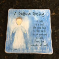 A Child is a Soul the Lord Lends to Earth - Blue Plaque Mini-Thumbnail