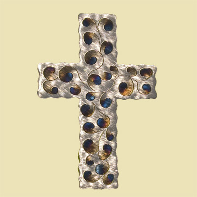 "12"" Vine Cross LARGE"