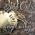 STRENGTH Isaiah 40:31 Sterling Silver Necklace SWATCH
