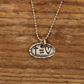 Christ is Love... Necklace THUMBNAIL