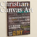 Christian Canvas Art