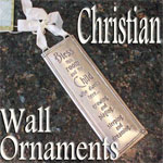 Christian Wall Ornaments