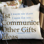 First Communion Gift Ideas