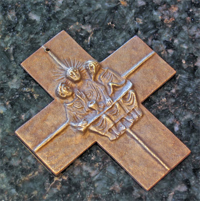 Emmaus Bronze Cross