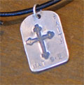 God Tag - Faith
