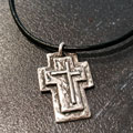 Father, Son & Holy Ghost Pendant for Men