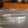 May the Road Rise to Meet You Mobius Bracelet_THUMBNAIL