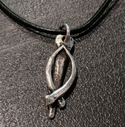 Merciful Pendant for Men LARGE