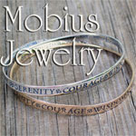 Mobius Bracelets & Necklaces