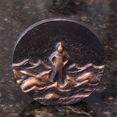 Standing Firm Bronze Plaque_LARGE