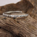 Walk Humbly… Sterling Silver Bracelet Mini-Thumbnail