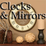 Christian Wedding Gifts of Clocks and Mirrors