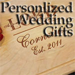 Personalized Christian Wedding Gift Ideas for the Newly Married Couple