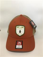 Dry Line Gin Hat - Burnt Orange THUMBNAIL
