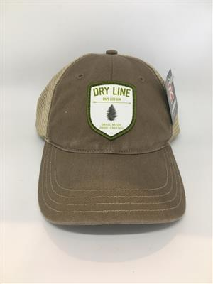 Dry Line Gin Cap - Grey LARGE