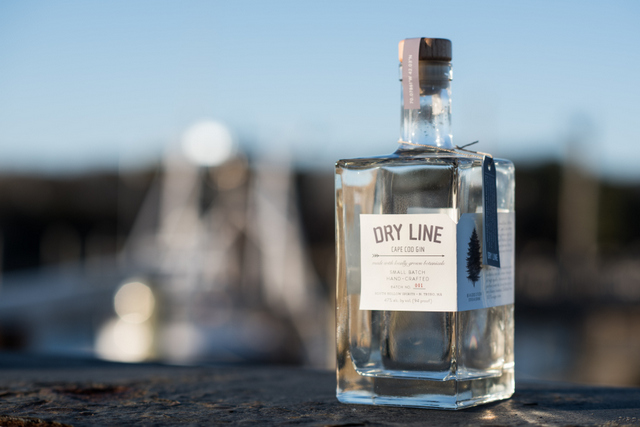 NEW! Dry Line Gin (750ml)