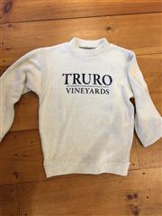 Truro Vineyards Fuzzy Sweater THUMBNAIL