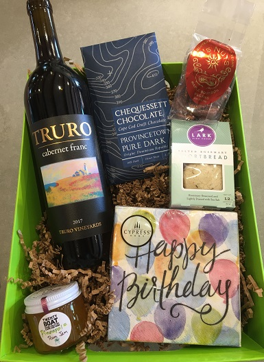 Happy Birthday Gift Basket LARGE